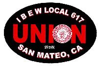 IBEW Local 617 - San Mateo